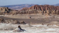 Valle de la Luna (Valley of the Moon), San Pedro de Atacama