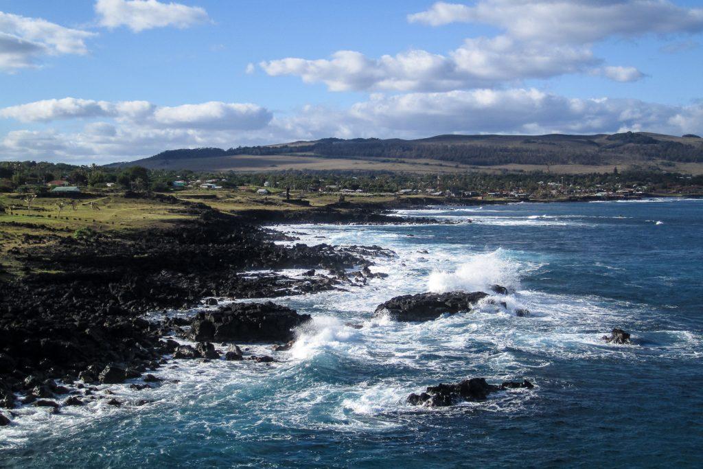 Hanga Roa Coastline