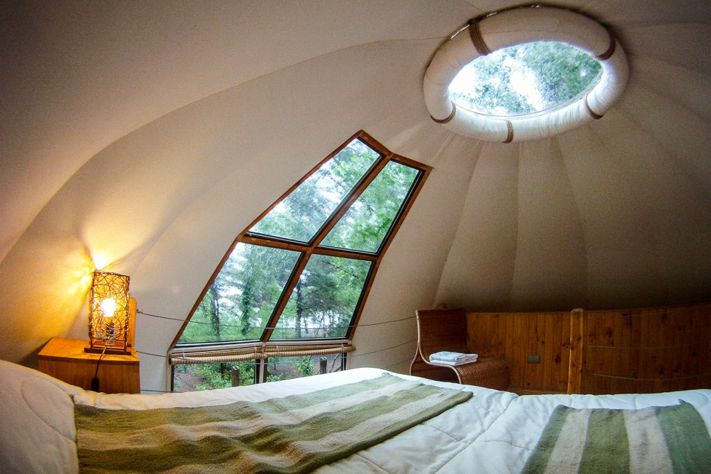 Magma Lodge, Dome Bungalow, Pucon