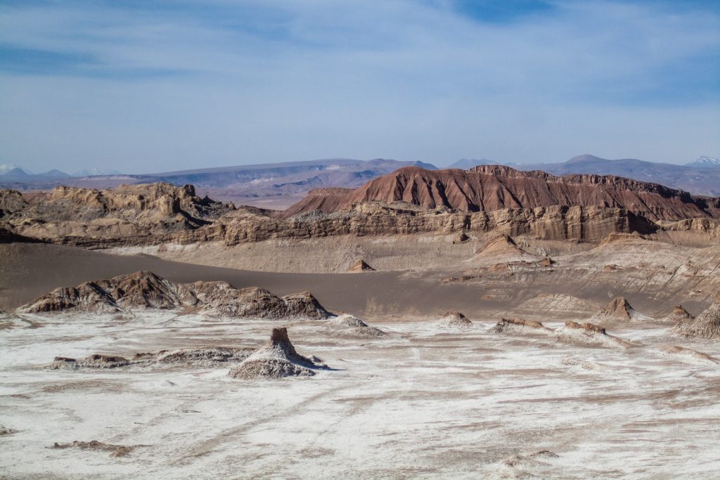 Valle de la Luna (Valley of the Moon)
