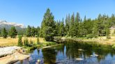 Tuolumne Meadows River