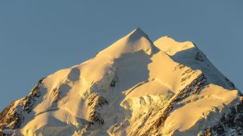Mount Cook Village, Mt Cook Summit, Aoraki, South Island New Zeland itinerary
