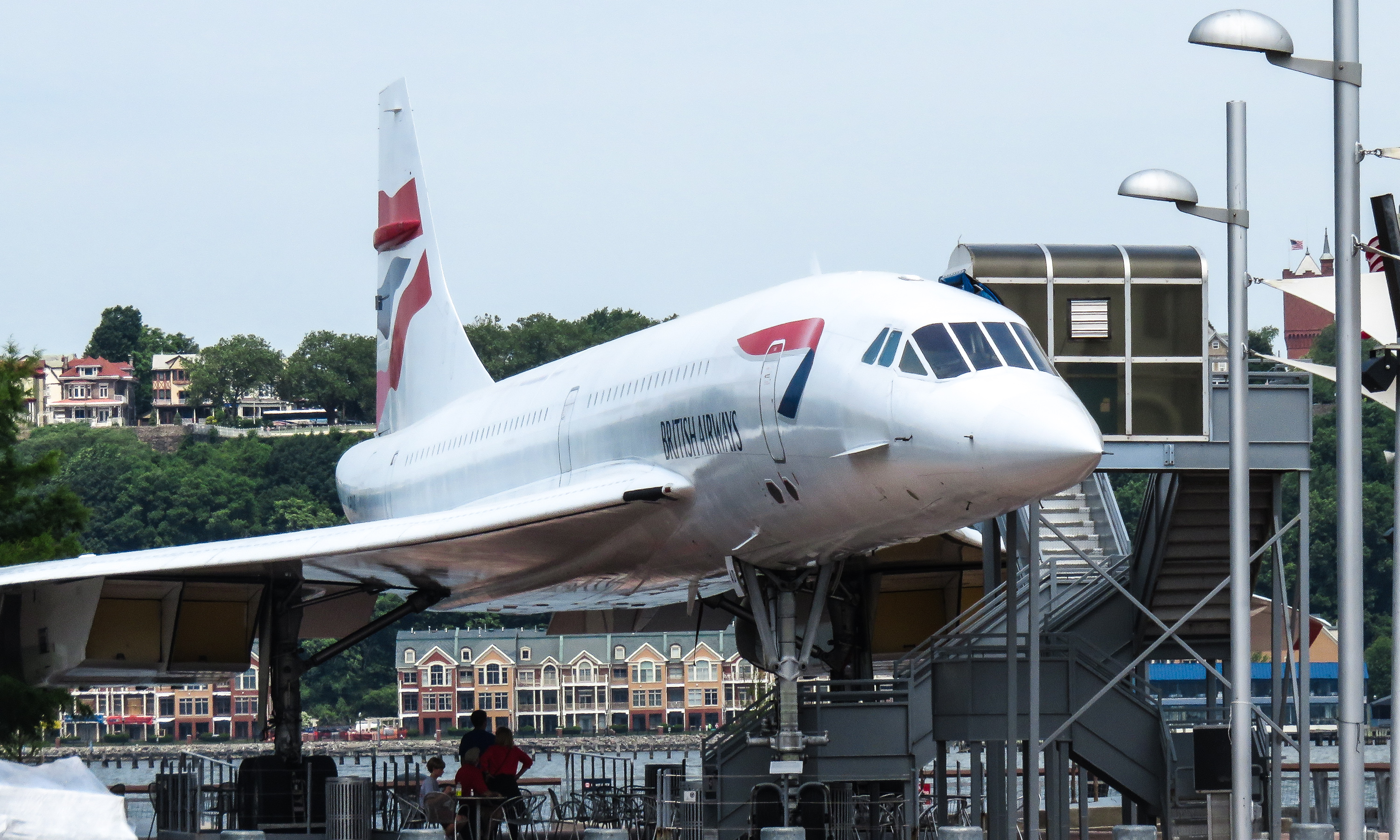 an overview of the concorde company Bac concorde - luxury at twice five year summary a study contract was awarded to hawker siddeley aviation and bristol aeroplane company for preliminary.