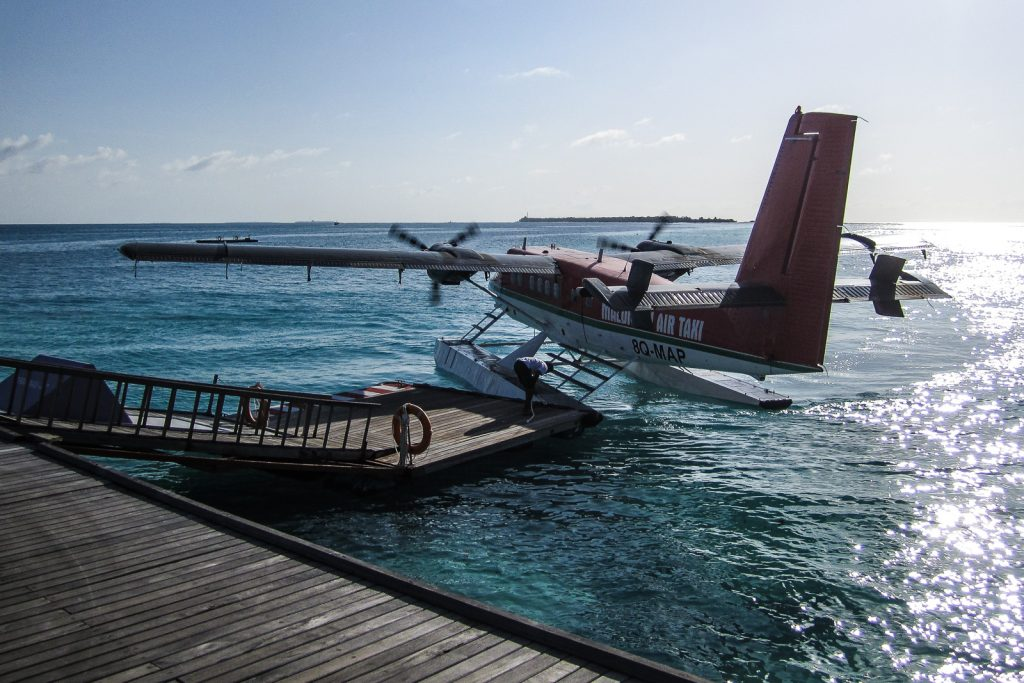 Maldives flights to the LUX maldives resort for a luxury beach holiday