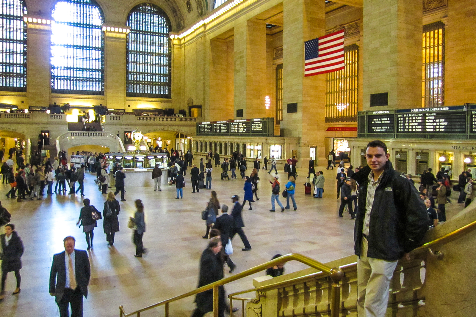 Grand central station mark flying and travel for Things to do in nyc manhattan