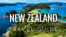 New Zealand Travel Guide Flying and Travel flyingandtravel