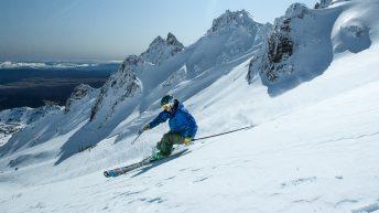 Whakapapa Ski Lift, skiing North Island nz