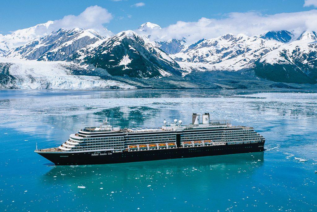 Alaska Cruise in Glacier Bay