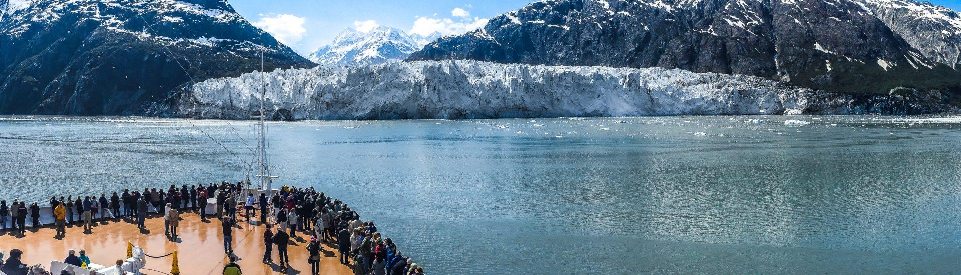 Alaska Cruise Inside Passage Margerie Glacier