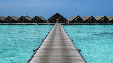 Maldives resorts have over water villas in their all inclusive resorts. Maldives beaches are beautiful and can be admired from your maldives water bungalow.