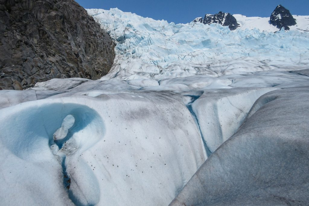 Juneau Icefield & Mendenhall Glacier
