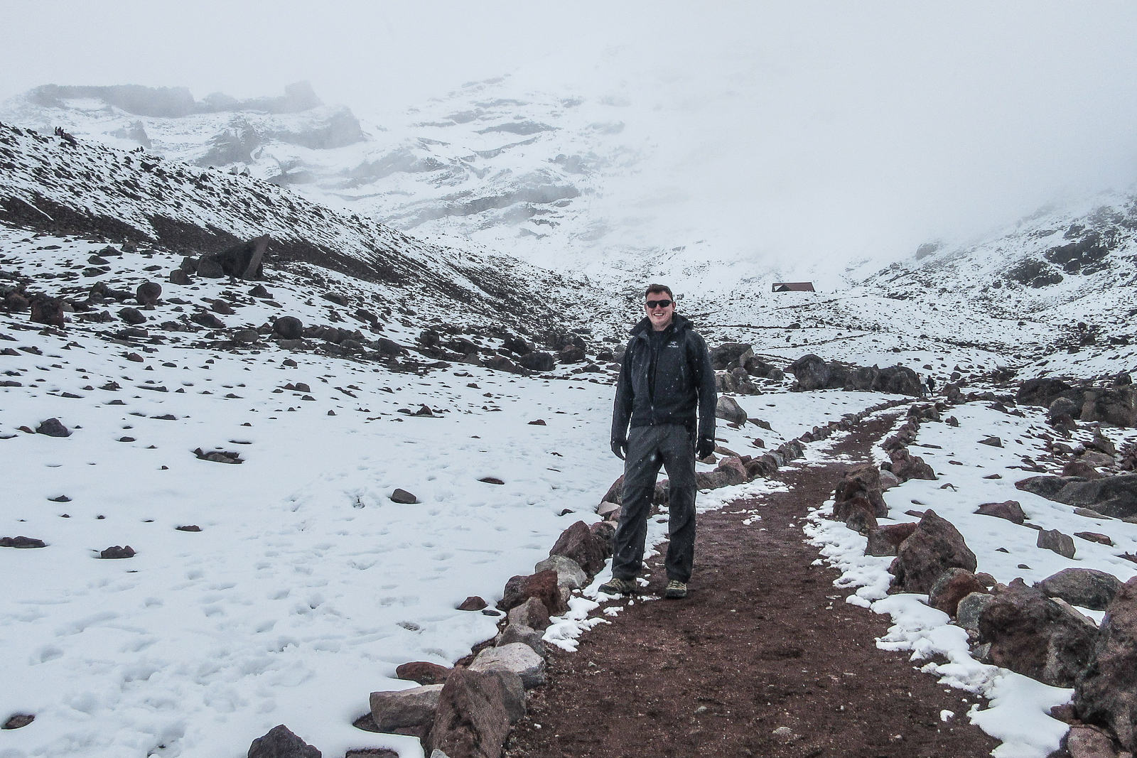 Climbing Mt Chimborazo, the highest mountain in Ecuador. Things to do in South America