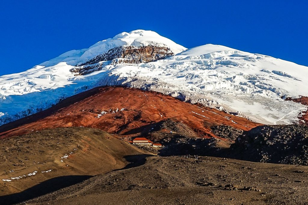 Places to visit in Ecuador: Cotopaxi National Park Ecuador