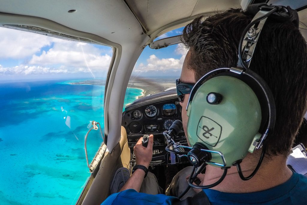 Flying to the Out Islands Bahamas to San Salvador Island for a Bahamas Vacation. Pilot Mark from flyingandtravel is flying alongside Pilot Oli from pilotsparadise. Flying from Florida to Bahamas by plane. The Ultimate Island Hopping adventure.