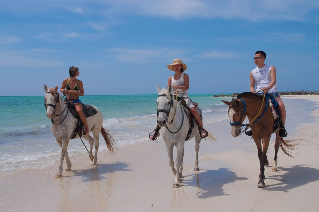 Horse Riding in the Bahamas. ©Bahamas Ministry Of Tourism