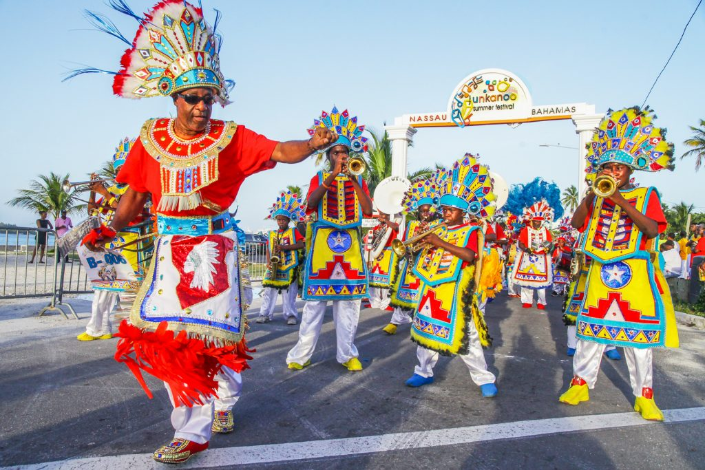 Things to do in Nassau Bahamas. Bahamas Junkanoo Festival in Nassau. ©Bahamas Ministry Of Tourism