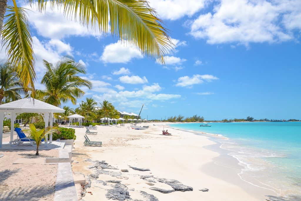 Cape Santa Maria resort beach, Long Island Bahamas. ©Bahamas Ministry Of Tourism