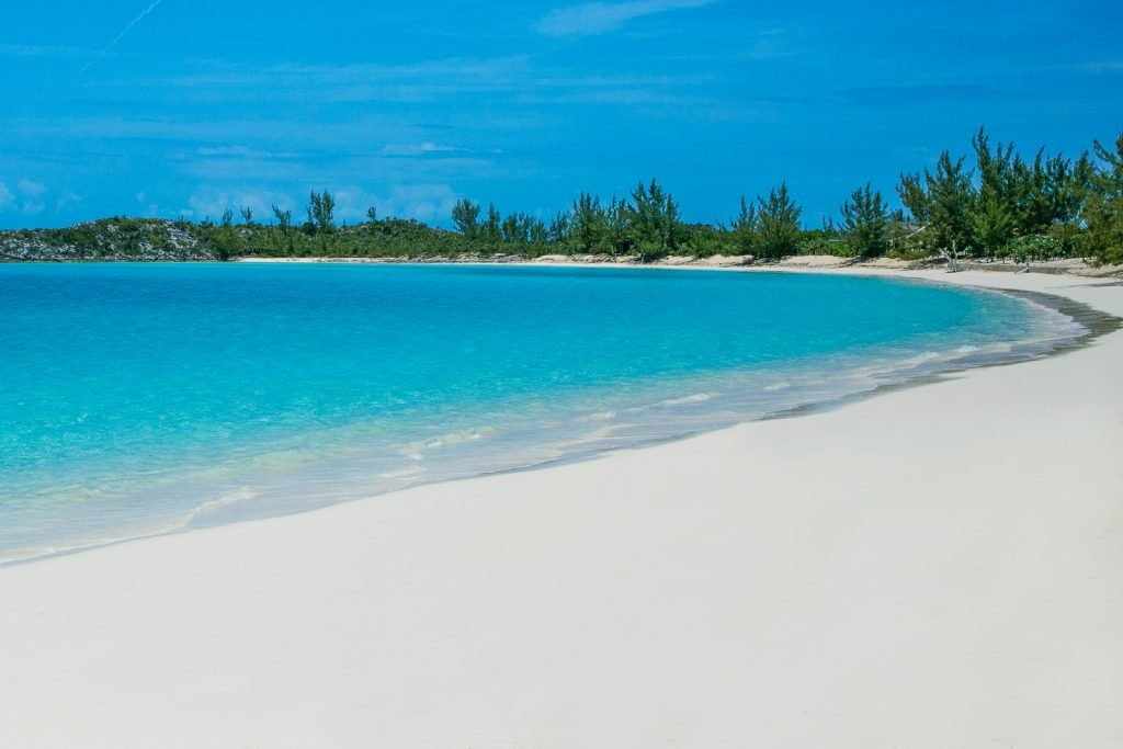 Cat Island Bahamas Fernandez Bay Beach in New Bight ©Bahamas Ministry Of Tourism