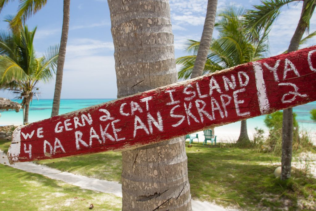 Cat Island Bahamas, Greenwood beach resort for diving. ©Bahamas Ministry Of Tourism