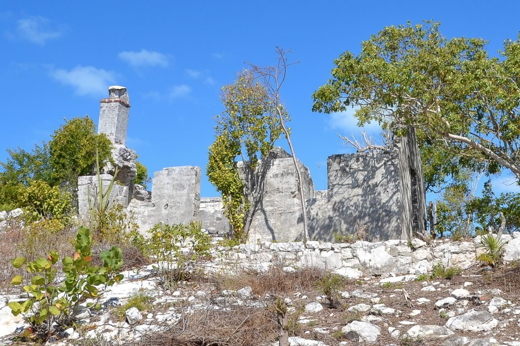 Long Island Bahamas Adderley Plantation ruins. ©Bahamas Ministry Of Tourism