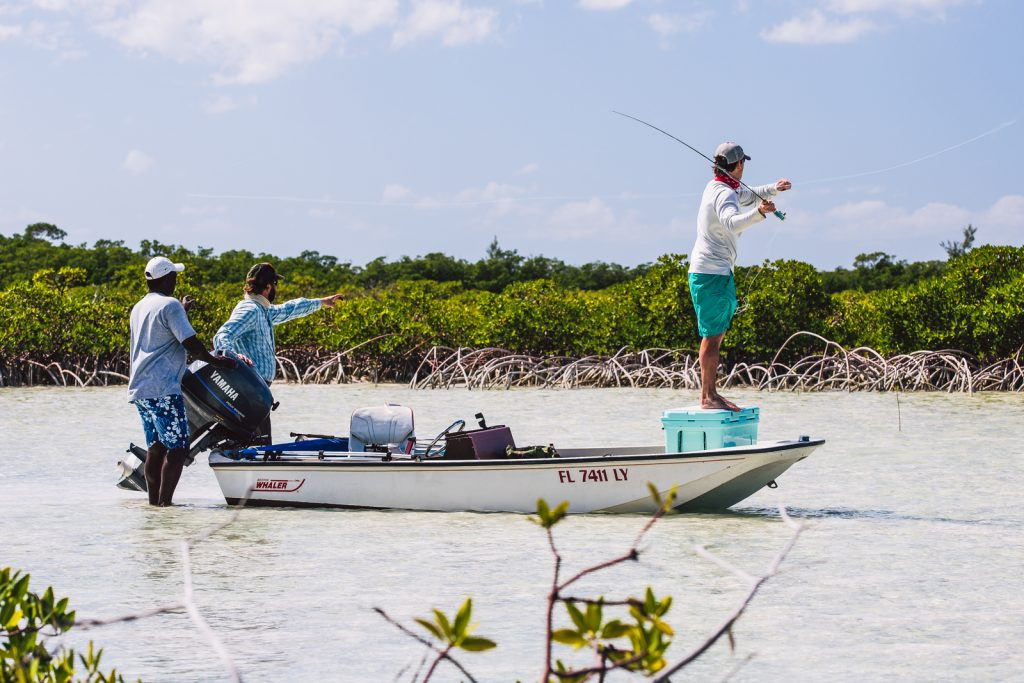 Things to do in Bahamas Bone Fishing