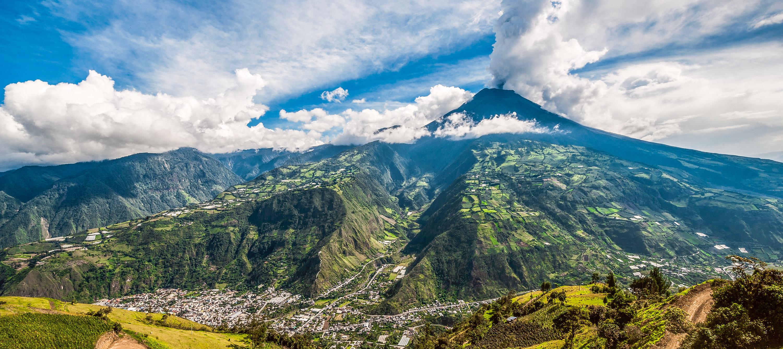 ecuador - flying and travel