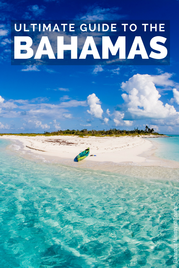 bahamas travel guide - flying and travel