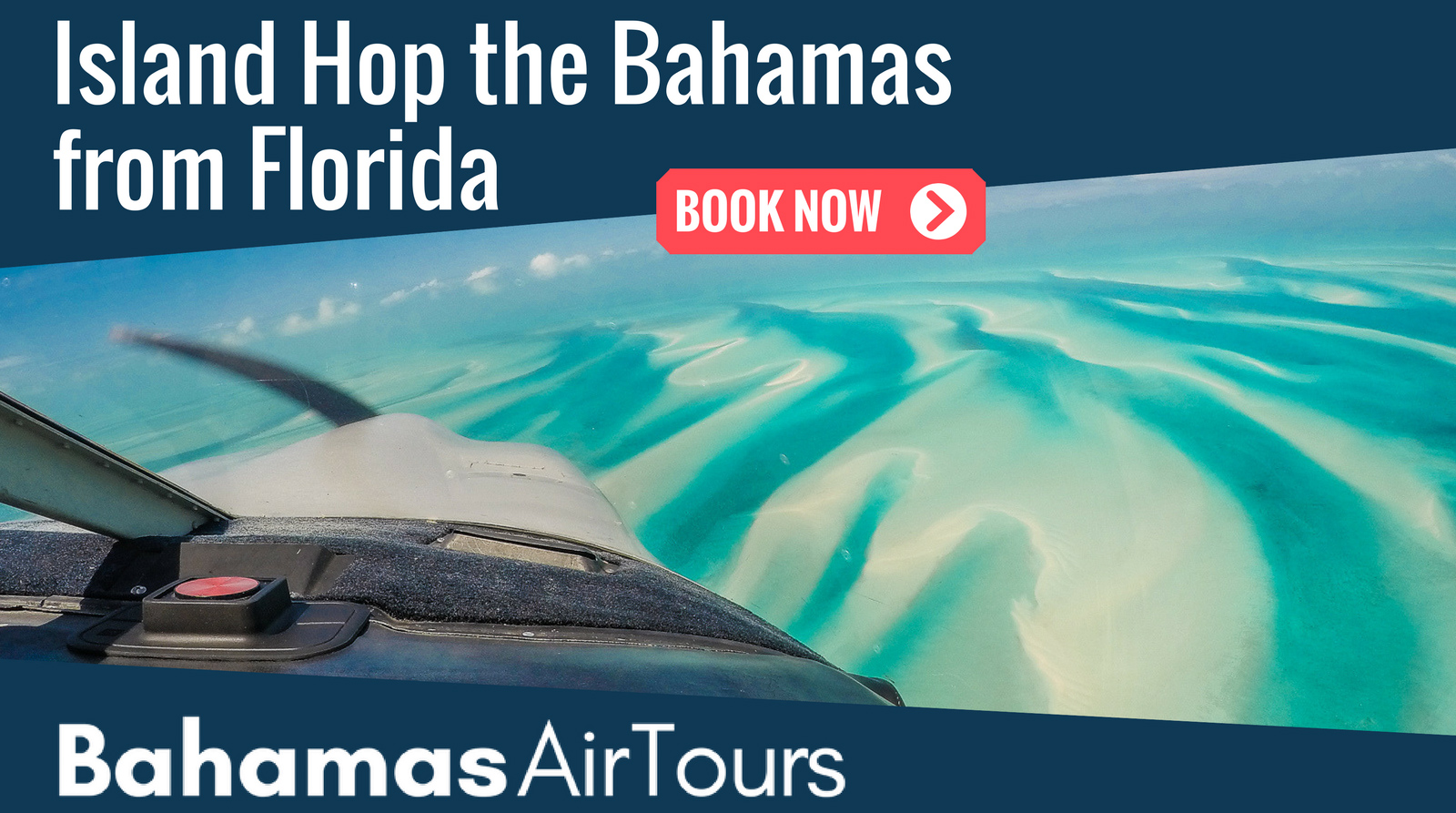 Flights to Bahamas with Bahamas Air Tours from Florida to Bahamas. Unique Island Hopping TOurs across the Bahamas Out Islands