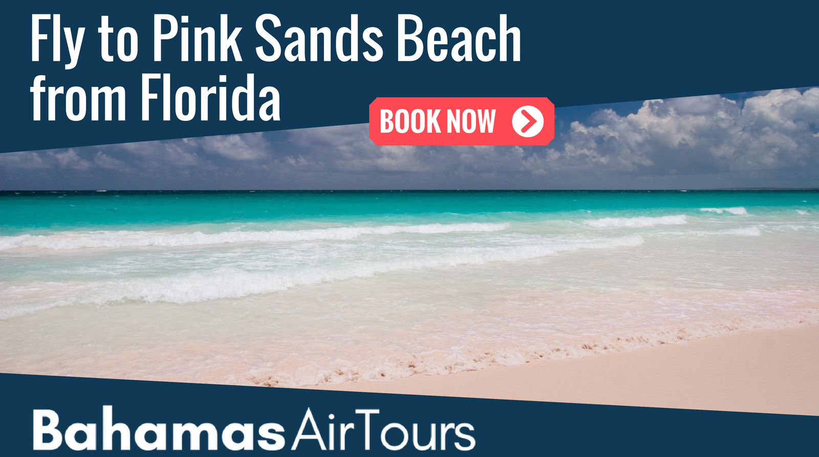Flights to Bahamas and flights to North Eleuthera with Bahamas Air Tours, Bahamas Charter Flights from Florida to Pink Sands Beach, Pink Sands Resort, Dunmore Town, Harbour Island