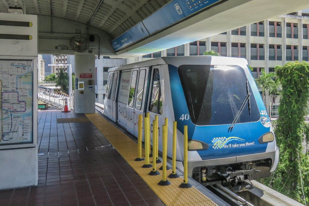 Things to do in Miami. Visit Downtown Miami and ride on the free Miami Metromover to travel around downtown for free. Ideas for what to do in Miami
