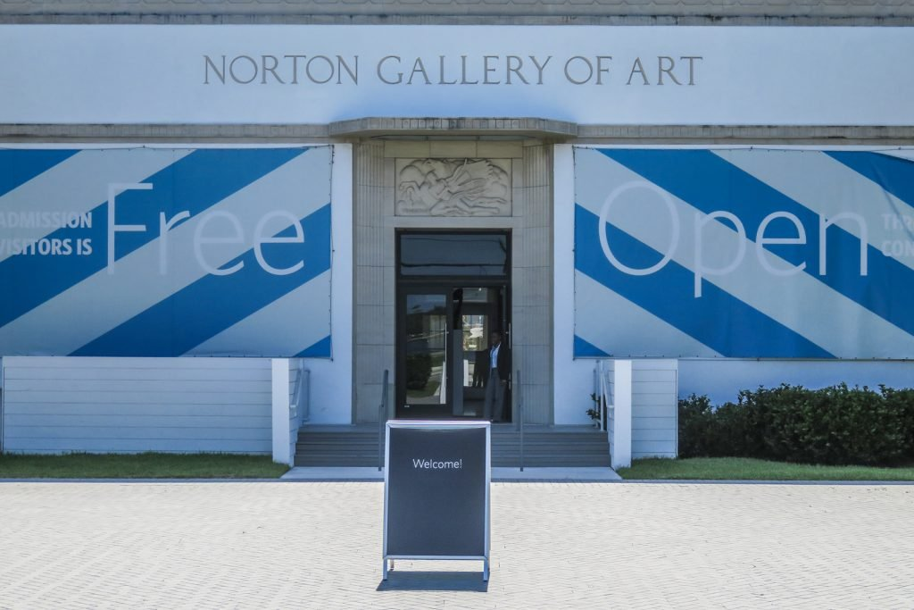 Norton Museum of Art, free things to do in West Palm Beach