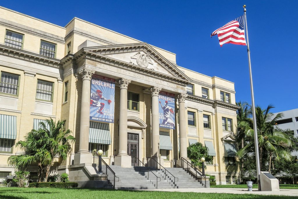 The Richard and Pat Johnson Palm Beach County Museum, things to do in West Palm Beach