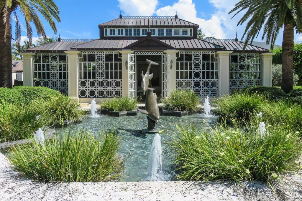 Society of Four Arts Gardens on Palm Beach Island. Things to do in West Palm Beach