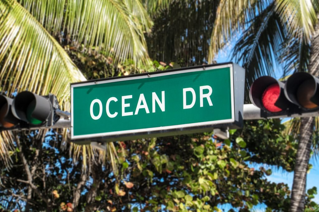 Things to do in Miami Beach, Ocean Drive, South Beach Miami