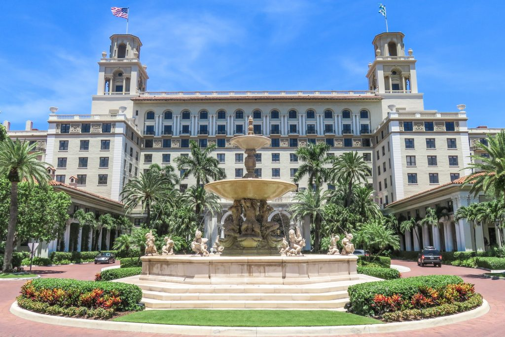 The Breakers Palm Beach Hotel and the Breakers Resort. Things to do in West Palm Beach