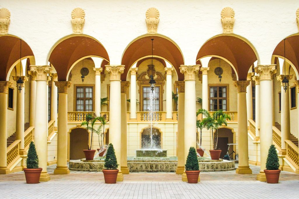Things to do in Miami, Biltmore Hotel Miami in the Coral Gables.