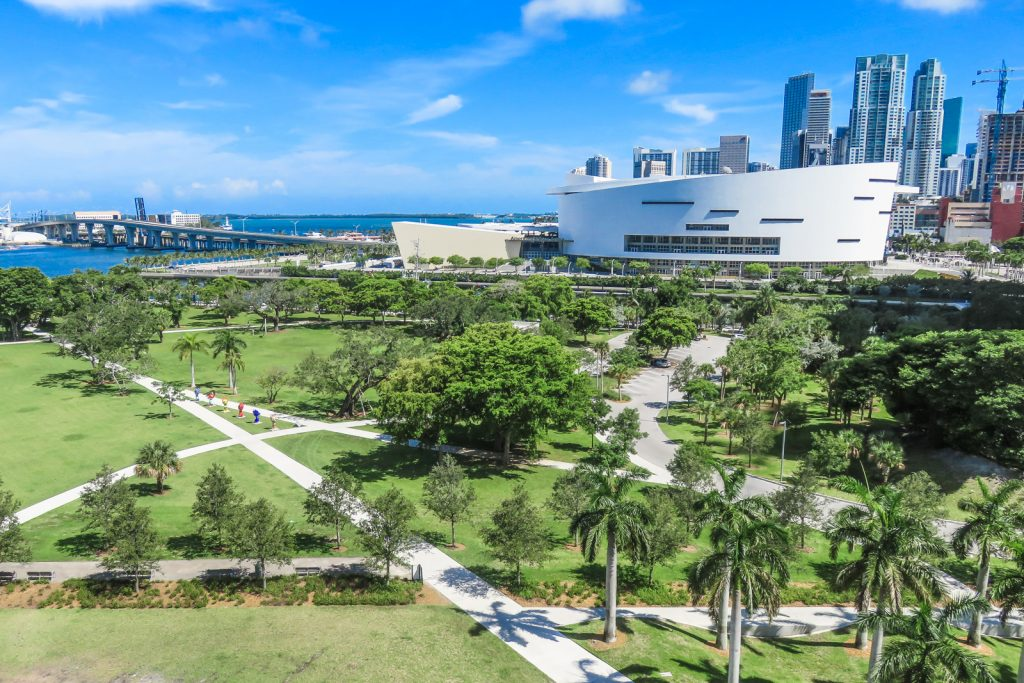 Downtown Miami in the Museum District, things to do in Miami
