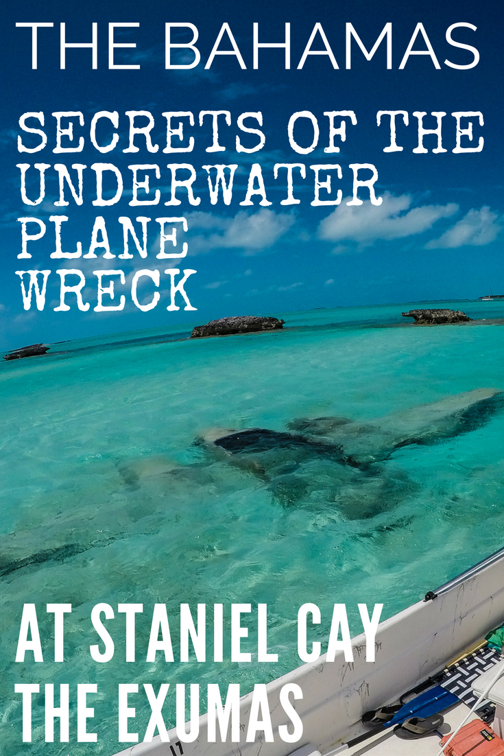 Staniel Cay Plane Wreck - Flying and Travel
