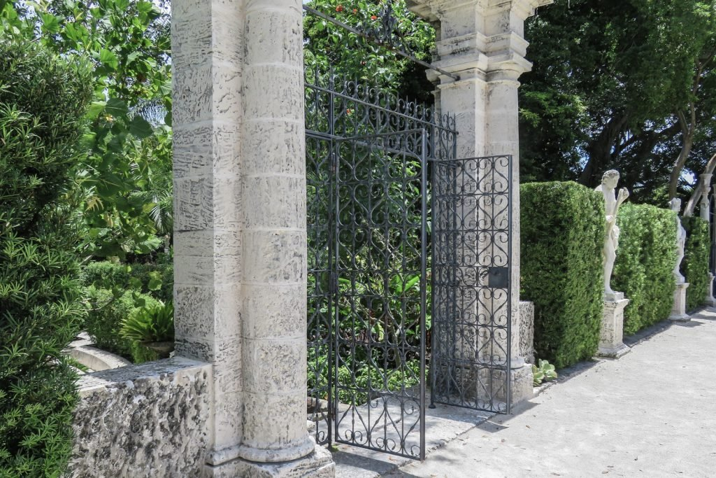 Vizcaya Museum and Gardens things to do in Miami. Visit the Vizcaya Museum and Vizcaya Gardens, one of the famous Mansions in Miami from the Guilded Age. Beautiful gardens can be explores at the Vizcaya Miami