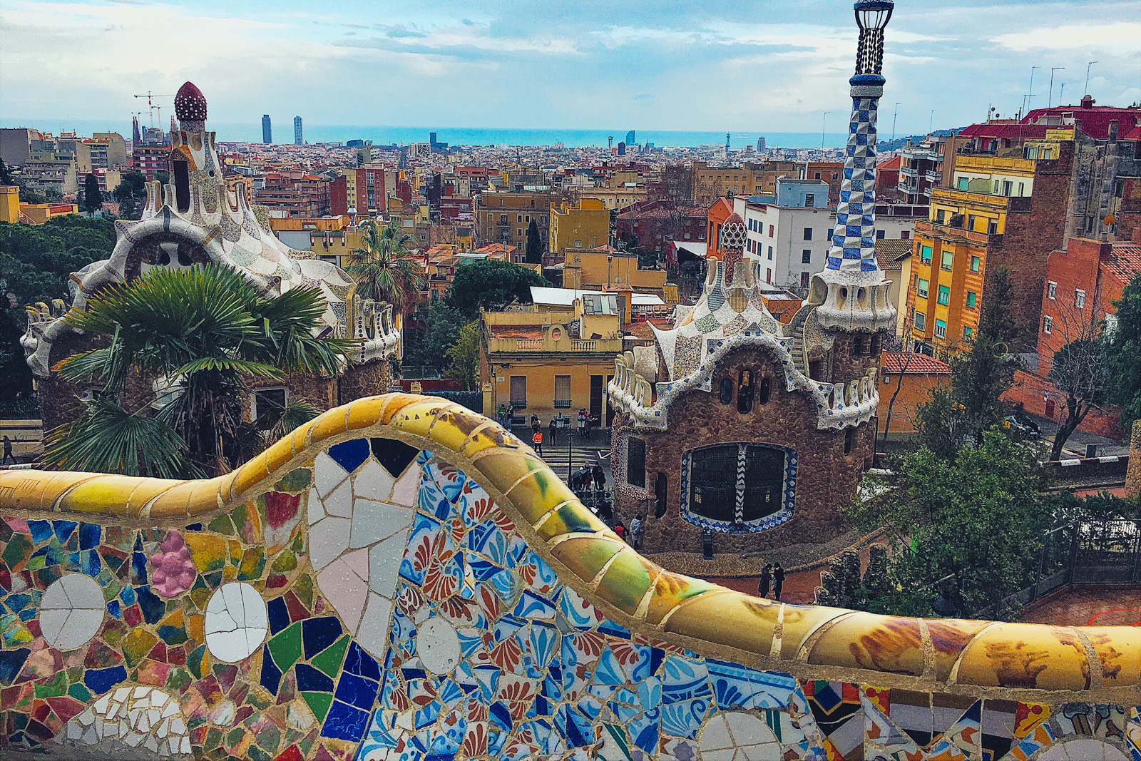 Things to do in Barcelona Spain on 48 hours in barcelona. Hitting all of the barcelona attractions near the Gothic Quarters.