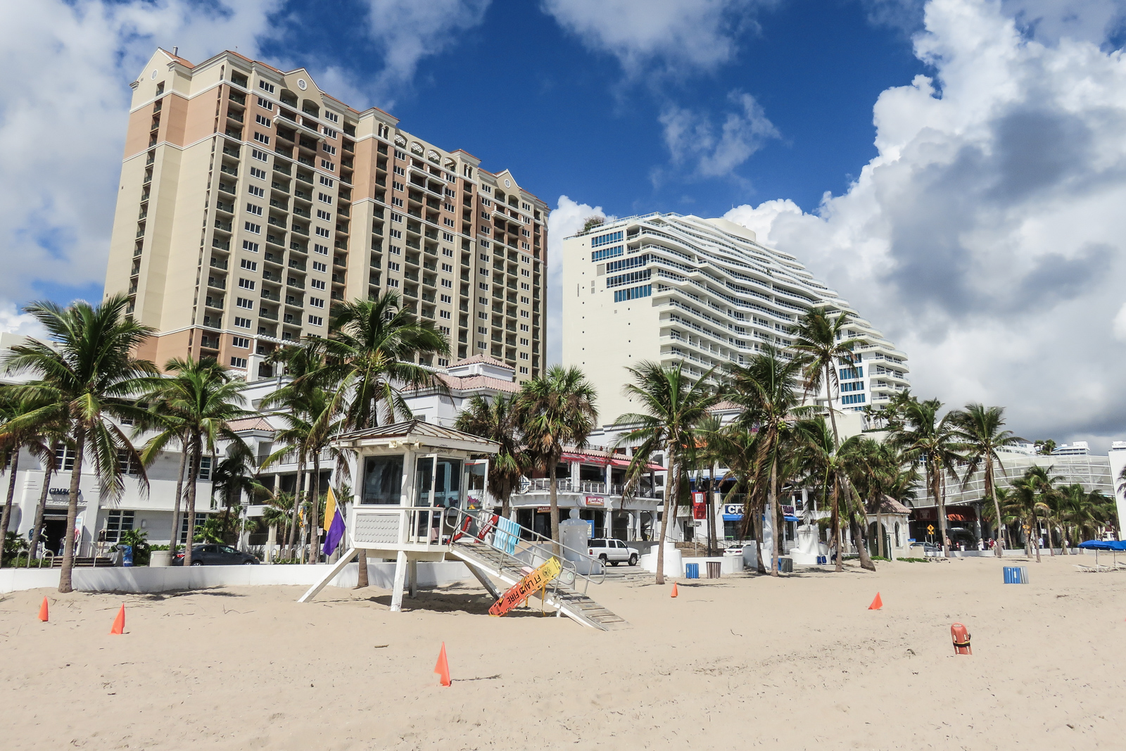 Fort Lauderdale beach front, top things to do in Fort Lauderdale