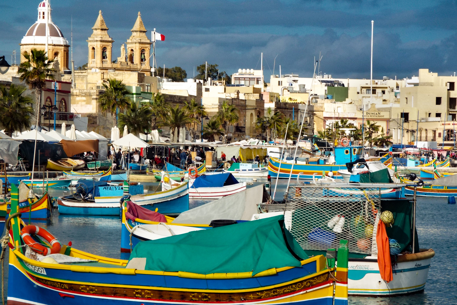 Things to do in Malta on a Malta vacation backpacking europe routes