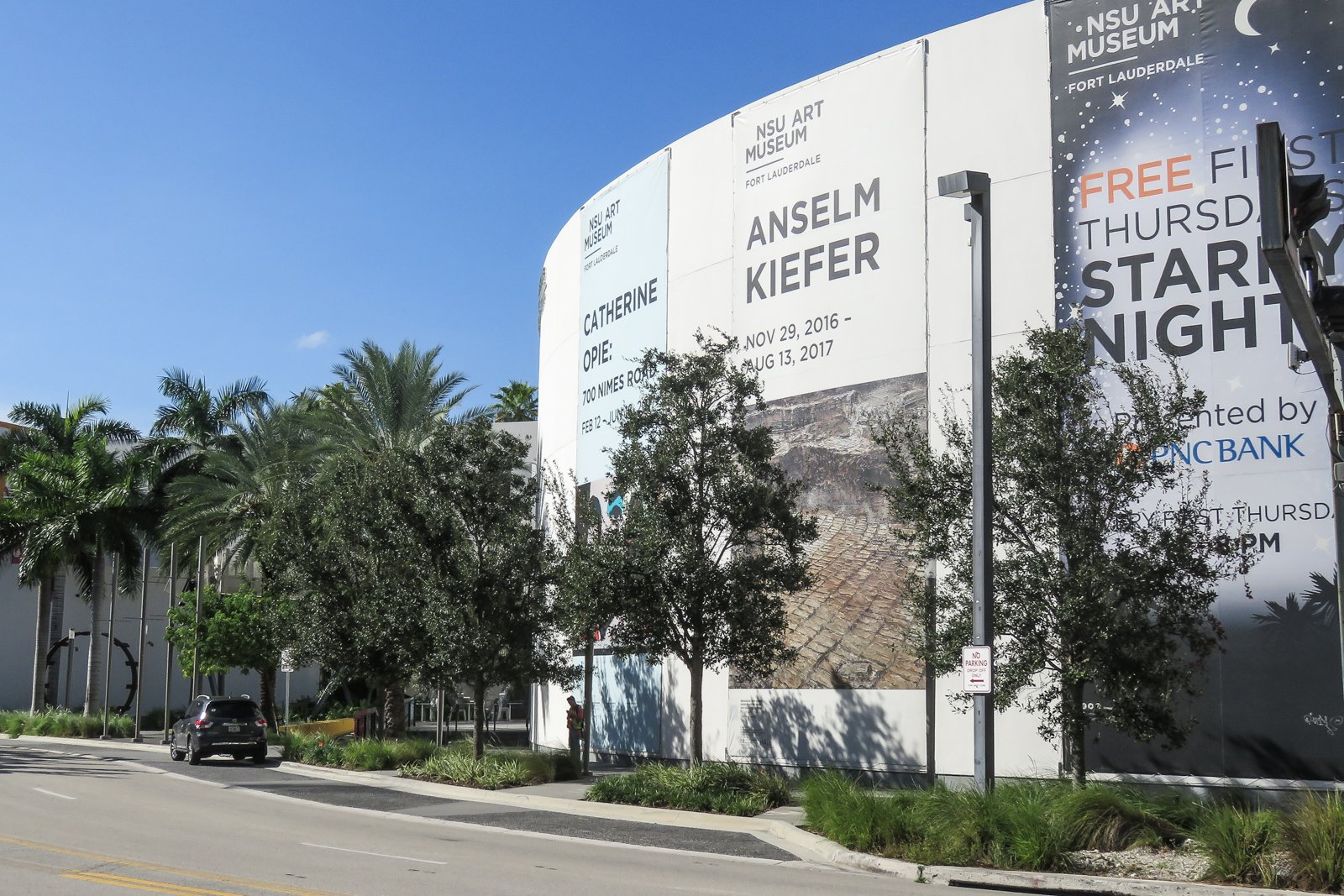 Top things to do in Fort Lauderdale at the NSU Art Gallery. Take an art Fort Lauderdale tour.