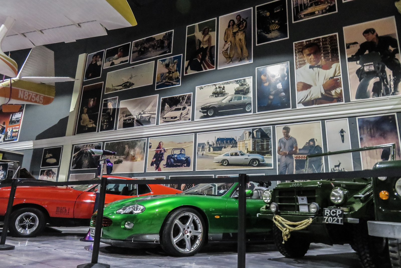 Top things to do in Fort Lauderdale: Auto Museum. Visit the Deezer car collection at the Fort Lauderdale auto museum located in the Xtreme action Park in Fort Lauderdale tour.