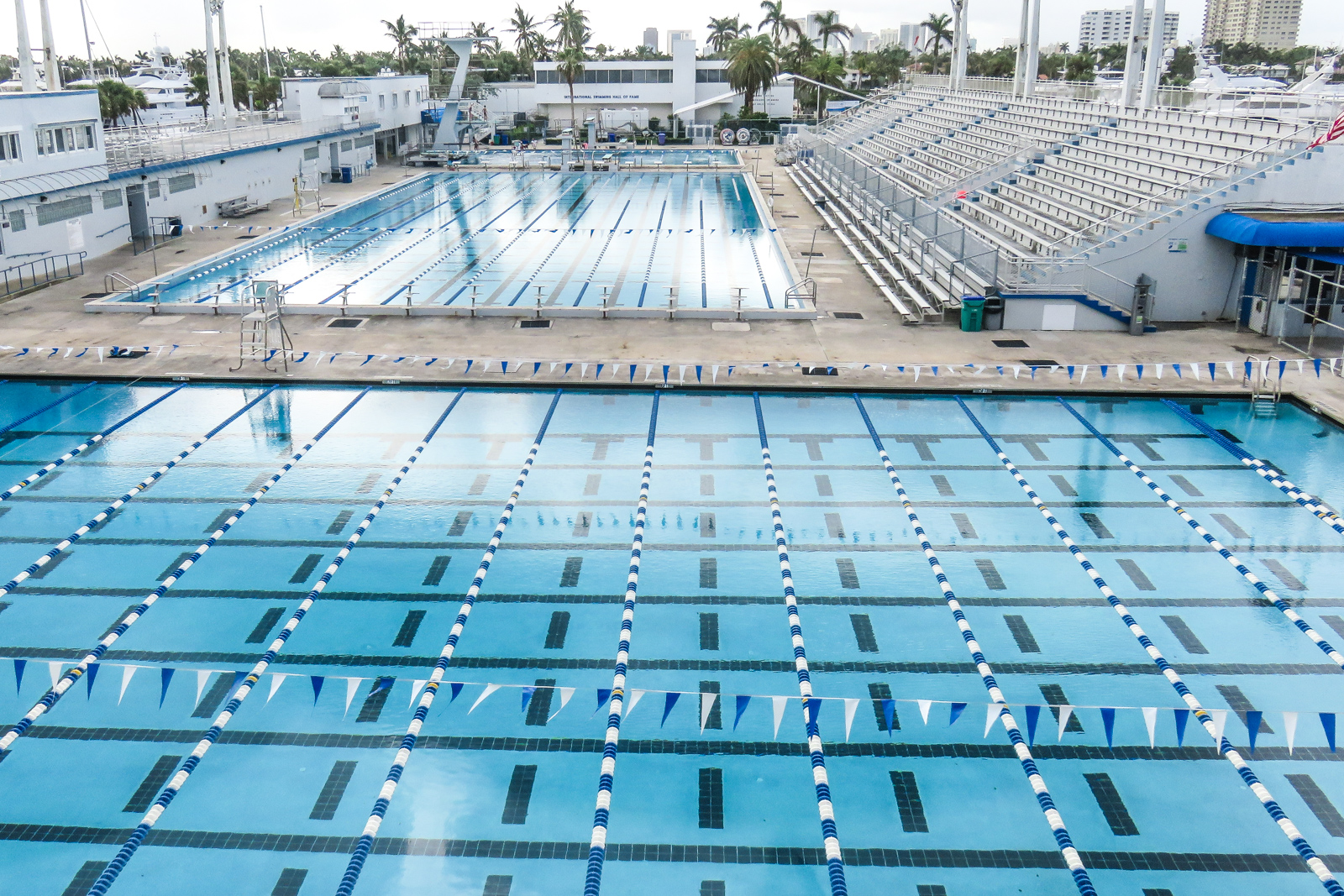 Swimming hall of fame is one of the top things to do in Fort Lauderdale