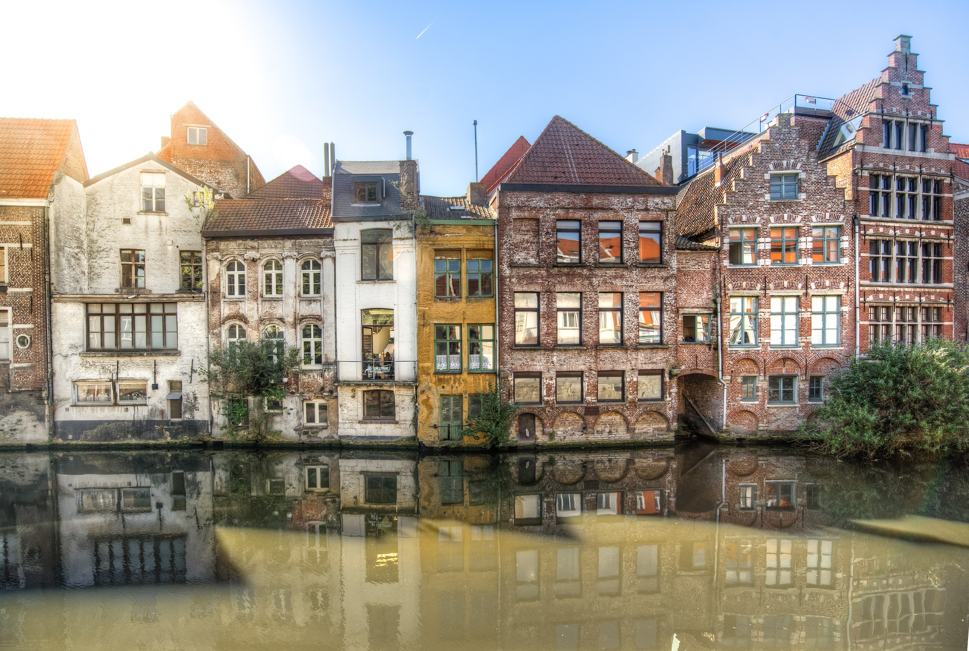 Places to See in Belgium Ghent Things to Do Belfry of Ghent
