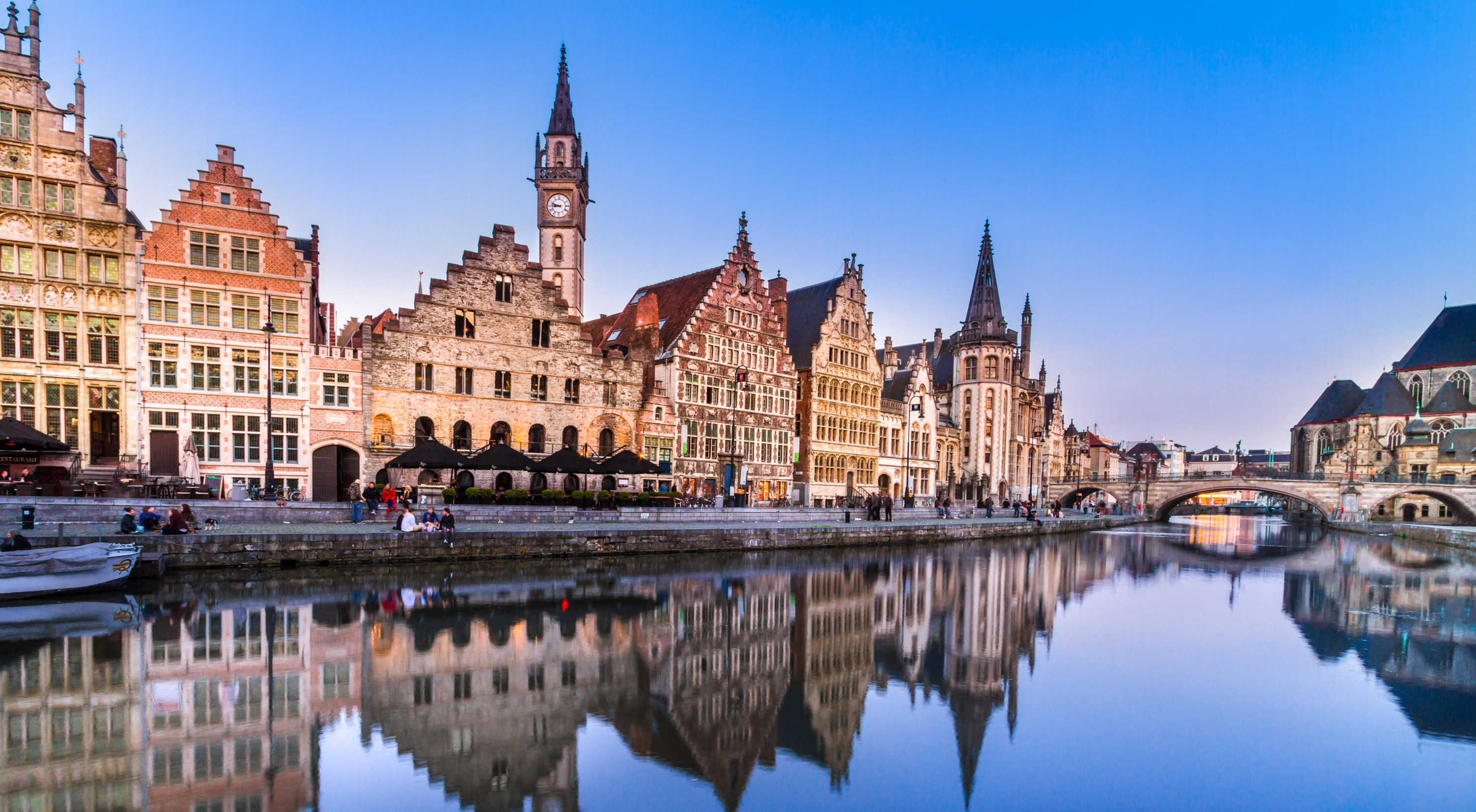 Things To Do In Belgium Ghent City Discover The On