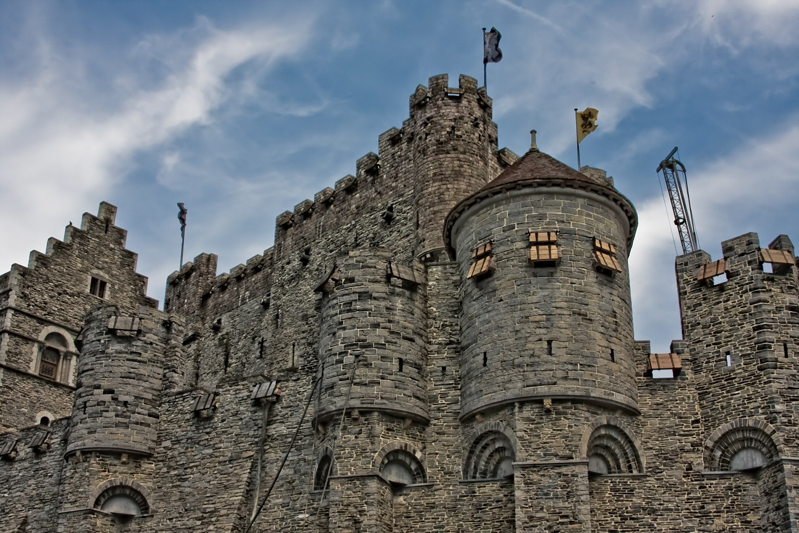 Things to Do in Belgium Gravensteen Castle Things to do in Ghent
