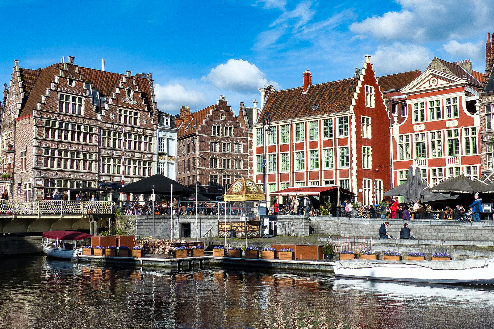 Things to Do in Ghent City places to see in Belgium
