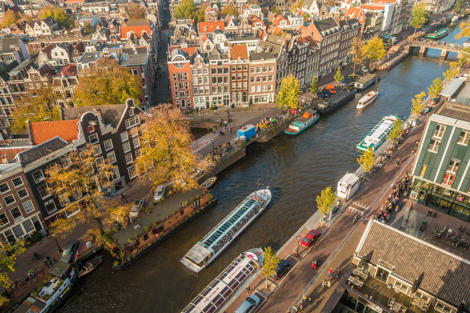 Places to visit in Amsterdam itinerary like Amsterdam Beer and Amsterdam Castle are all Europe Backpacking TIps